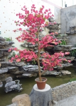 Artificial Plum Blossom Tree DWAF003