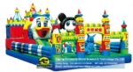Big jumping castle,inflatable castle, inflatable toys DWK145A