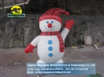 Hot Christmas decoration snowman DWA114